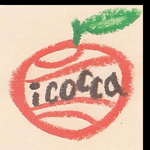 icoccaロゴ